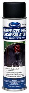 Eastwood Rubberized Rust Encapsulator Black Aerosol 15oz