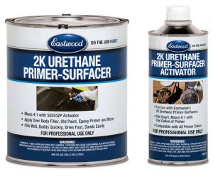 Eastwood Gray Urethane Primer and Activator