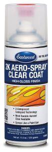 Eastwood 2K High Gloss Clear - Aerosol - 11.8oz