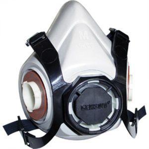 Gerson Half Mask Face Respirator Large 9300L