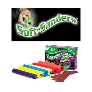 16 in Soft Sanders 6 Pc Kit 0704