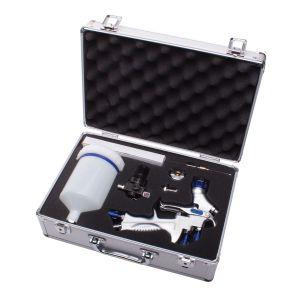 Eastwood Concours 2 HVLP Paint Gun Kit in Aluminum