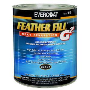 Evercoat® Featherfill G2 Black Gallon