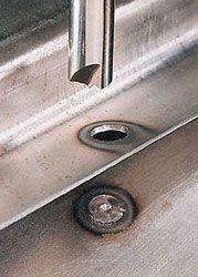 Spotweld Drill 3/8in Pro M2 Steel