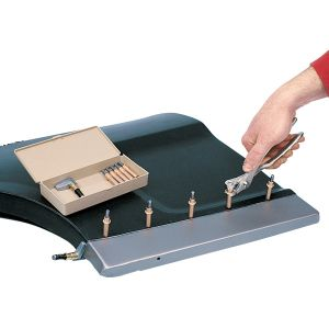 Panel Holding System