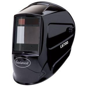 Eastwood Large View Auto Darkening Welding Helmet - L6700