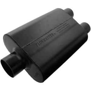 Flowmaster Super 44 Muffler - 3.00 Center In/2.50 Dual Out 9430452