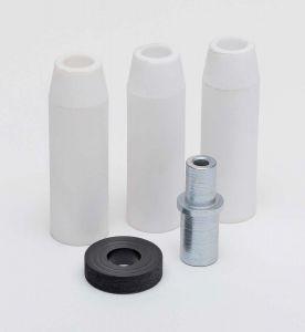 Nozzle Ceramic Set 1/4 in