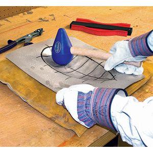 Panelbeater Sandbag And Teardrop Mallet Kit