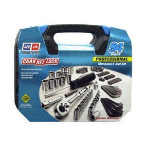 94 Pc Mechanics Tool Set