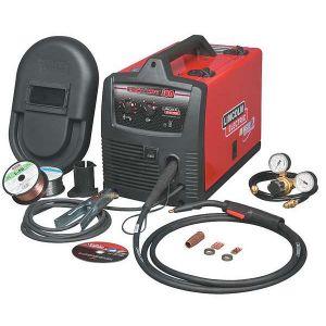 Easy MIG 180 240v AC Compact Welder LEastwood K2698 1