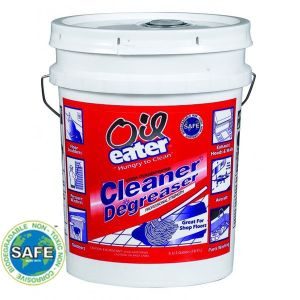 Oil Eater Cleaner and Degreaser 5 Gallon