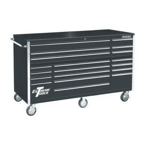 Extreme Tools Roller Cabinet Black RX722519RCBK