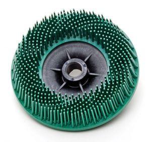 Bristle Disk 4 1/2 in 50 grit Green