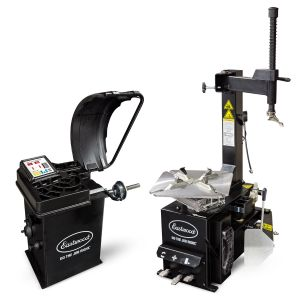 Eastwood Swing Arm Tire Changer and Electronic Wheel Balancer