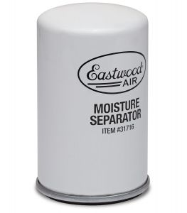 Replacement Moisture Separator Filter for Eastwood 31700 QST30 Scroll Compressor