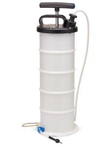 Fairmount Tools 6.5L Manual Fluid Evacuator