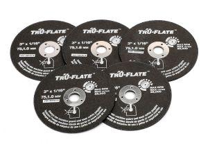 "5 Piece 3"" Cut Off Disks"
