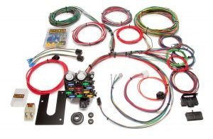 Painless Classic Customizable Chassis Harness - GM Keyed Column - 21 Circuits