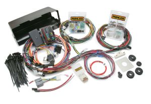 Painless Direct Fit Bronco Harness w/o switches (1966-1977) - 28 Circuits