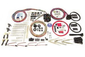 Painless 23 Circuit Harness - Pro-Series - GM Keyed Column - Bulkhead