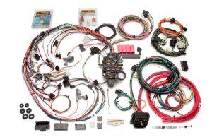26 Circuit Direct Fit 1970-73 Camaro Harness