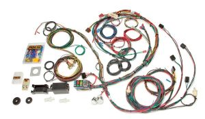 22 Circuit Direct Fit 1969-70 Mustang Chassis Harness