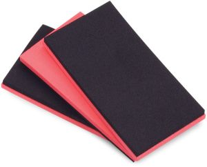 Sanding Blocks Flexible set/3
