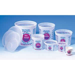 Paint Mixing Cup Set 13 pc