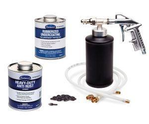 Eastwood Undercoating Gun Kit with Undercoating and Anti Rust
