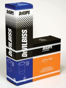 Devilbiss DeKups Refill Cups/Lids 34oz 32pcs.