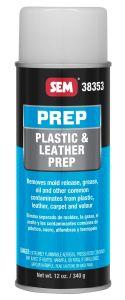 SEM Plastic and Leather Prep Aerosol