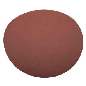 """Precision Abrasives 12"""" PSA Aluminum Oxide 12"""" Round - 120 Grit"""