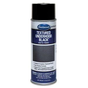 Eastwood Textured Underhood Black Aerosol