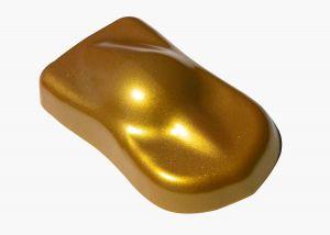 Hotcoat Powder 3D Shimmering Metallic Halcyon Gold