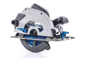 evolution metal cutting circular saw