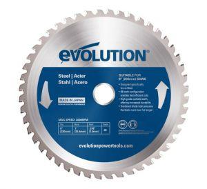 evolution saw blade