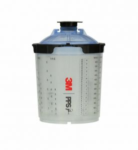 3M PPS Series 2.0 Standard Spray Cup System with 125 Micron Filter Kit 26301
