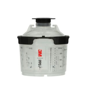 3M PPS Series 2.0 Micro Spray Cup System with 200 Micron Filter Kit 26028