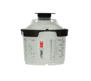 3M PPS Series 2.0 Mini Spray Cup System with 200 Micron Filter Kit 26114