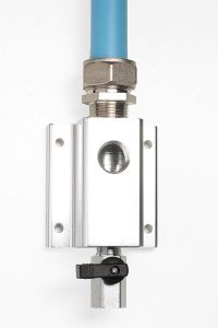 3/4 in Compressed Air Outlet Kit
