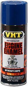 VHT Engine Paint Aerosol New Ford Blue