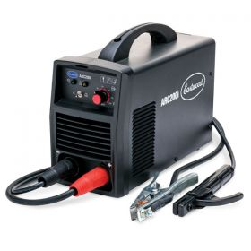 """The Eastwood ARC200I Welder provides a convenient method of performing """"stick"""" welding carbon steel or stainless steel. Inverter Technology provides the capability of welding thin or heavy gauge steel with precision and ease. When adding the optio"""