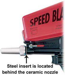 Speed Blaster Replacement Steel Insert