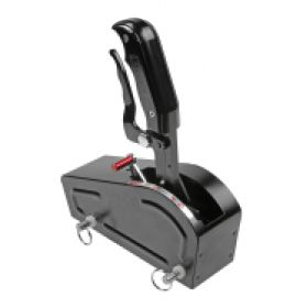 B&M Automatic Gated Shifter - Magnum Grip Stealth Pro Stick 81052