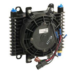 B&M Hi-Tek SuperCooler with Fan - Medium 70298