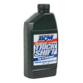 B&M Trick Shift Automatic Transmission Fluid - 1 Quart Bottle 80259
