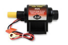 Mr. Gasket Micro Electric Fuel Pump - 2-3.5 PSI - 28 GPH - Gas 42S