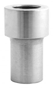 QA1 Tube Adapter - 1/4 Inch-28 - 1/2 Inch O.D. 1844-103