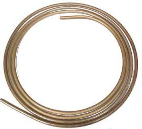 BrakeQuip 1/4IN Copper Nickel Tubing 25ft